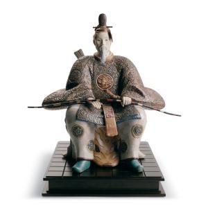 Lladro (リヤドロ) 雛人形 左大臣 桃の節句 お雛様     「守護者II台座付 #12521」|lladro-daisuki