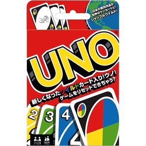 ウノ UNO カードゲーム B7696 【マテル】|llhat