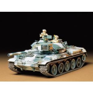 1/35 MM陸上自衛隊74式戦車(冬季装備)|llhat