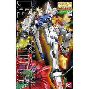 MG ガンダムF91 1/100【プラモデル】|llhat