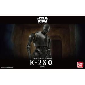 『ローグ・ワン/スター・ウォーズ・ストーリー』に登場する「K-2SO」が1/12スケールで登場!全高...