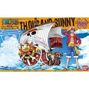 ワンピース偉大なる船コレクション 01 サウザンド・サニー号 プラモデル【バンダイ】|llhat