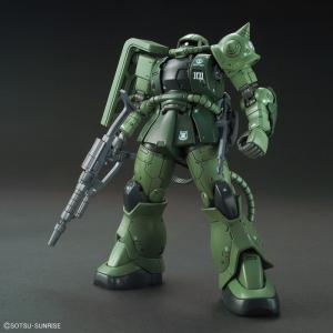 HG ジ・オリジン 025  1/144 ザクII C-6/R6型 【バンダイ】|llhat