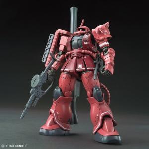HG ジ・オリジン 024  1/144 シャア専用ザクII 赤い彗星Ver. 【バンダイ】