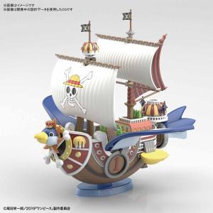 ワンピース偉大なる船コレクション  サウザンド・サニー号 フライングモデル【バンダイスピリッツ】 llhat