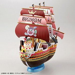 ワンピース 偉大なる船コレクション クイーン・ママ・シャンテ号【バンダイスピリッツ】 llhat