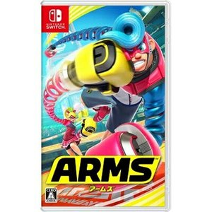 ARMS アームズ Nintendo Switch スイッチ【任天堂】【新品】【1個までポスト投函便可】 llhat