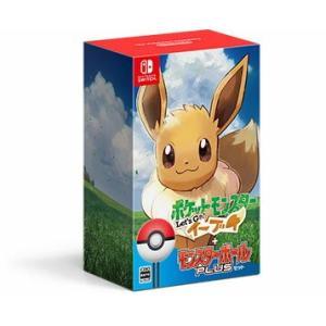 Nintendo Switchソフト「ポケットモンスター Let's Go! イーブイ」(パッケージ...