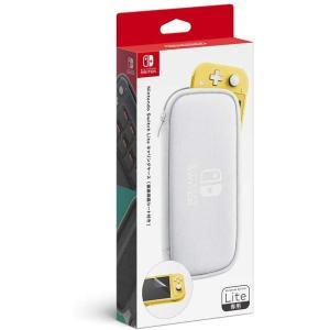 Nintendo Switch Liteキャリングケース(画面保護シート付き)ニンテンドースイッチライト専用【任天堂】|llhat