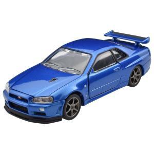 トミカプレミアムRS 日産 スカイライン GT-R V・specII Nur (ベイサイドブルー)【タカラトミー】|llhat