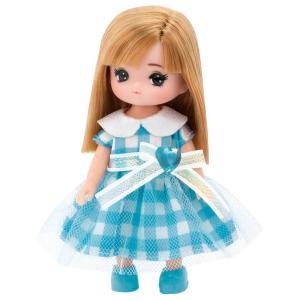 リカちゃん LD-21 ふたごのいもうと おちゃめなミキちゃん【人形】【Licca】【タカラトミー】 llhat