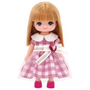 リカちゃん LD-22 ふたごのいもうと にっこりマキちゃん【人形】【Licca】【タカラトミー】 llhat