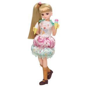 リカちゃん LD-06 ポップンアイスクリーム【人形】【Licca】【タカラトミー】 llhat