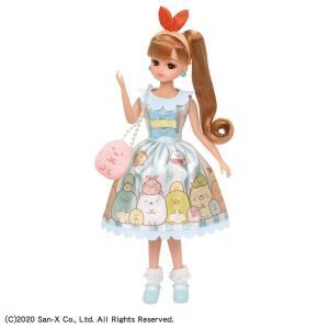 リカちゃん LD-08 すみっコぐらしだいすき リカちゃん【人形】【Licca】【タカラトミー】 llhat