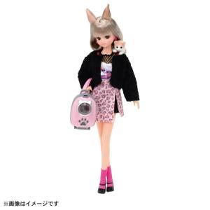 リカちゃん #Licca #エモキャット【人形】【Licca】【タカラトミー】 llhat