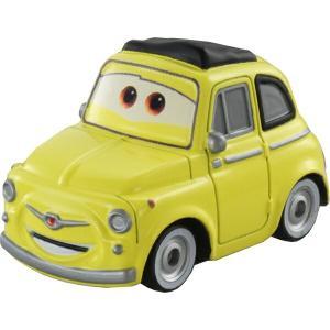 【ルイジ】 タイヤショップを営む陽気なフィアット500  電池不要 対象年齢:3才以上 メーカー:タ...