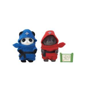 シルバニアファミリー 赤ちゃん忍者 お人形 エポック社 の商品画像|ナビ
