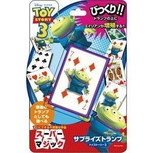 ディズニー サプライズトランプ トイ・ストーリー3 テンヨー 【手品・マジック】 llhat