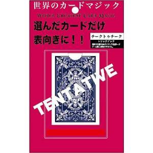 チークトゥチーク 【手品・マジック】【テンヨー】|llhat