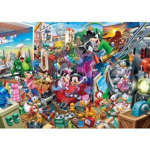 ディズニー300ピース ミッキーのムービースタジオ  (30.5×43cm) (D-300-276)...
