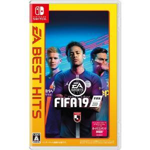 Nintendo Switch FIFA 19 STANDARD EDITION【1個までポスト投函便可】【エレクトロニック・アーツ】【新品】スイッチ llhat