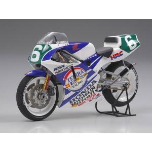 タミヤ 1/12 オートバイシリーズ No.110 AJINOMOTO Honda NSR250 '90【14110】|llhat