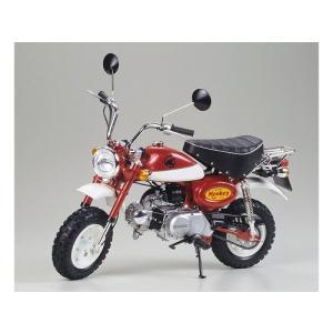 タミヤ 1/6 オートバイシリーズ No.30  Honda モンキー 2000年スペシャルモデル【16030】|llhat