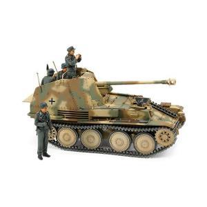タミヤ 1/35 ドイツ対戦車自走砲 マーダーIIIM (ノルマンディ戦線)【35364】|llhat