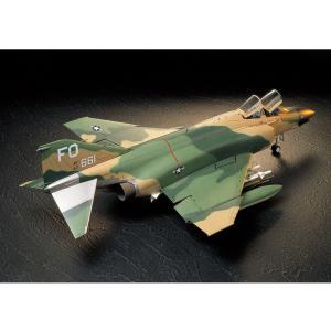 タミヤ  1/32 エアークラフトシリーズ No.5 マクダネル F-4C/D ファントムII 【60305】|llhat