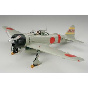 タミヤ 1/32 エアークラフトシリーズ No.17 三菱 海軍零式艦上戦闘機二一型【60317】|llhat