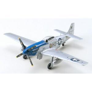 タミヤ 1/72 ウォーバードコレクション No.49 ノースアメリカン P-51D マスタング【プラモデル】【60749】 llhat