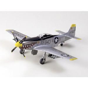 タミヤ 1/72 ウォーバードコレクション No.54 F-51D マスタング(朝鮮戦争仕様)【60754】 llhat