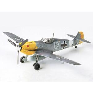 タミヤ 1/72 ウォーバードコレクション No.55 メッサーシュミット Bf109 E-4/7 TROP 【プラモデル】【70655】 llhat