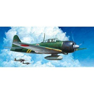 タミヤ 1/72 ウォーバードコレクション No.85 三菱 零式艦上戦闘機二二型/二二型甲【60785】|llhat