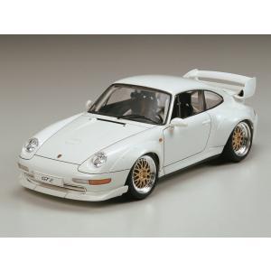 タミヤ 1/24 スポーツカーシリーズ No.247 ポルシェ 911 GT2 ロードバージョン クラブスポーツ【24247】|llhat