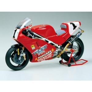 タミヤ 1/12 オートバイシリーズ No.63 ドゥカティ 888 スーパーバイクレーサー【14063】|llhat