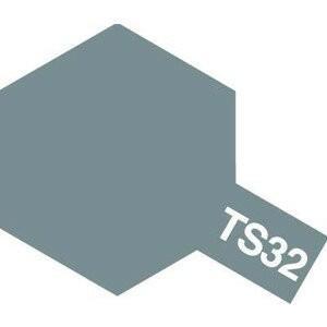 タミヤカラー TS-32 ヘイズグレイ つや消し スプレー塗料(ミニ)【RCP】|llhat