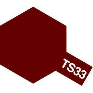 タミヤカラー TS-33 ダルレッド つや消し スプレー塗料(ミニ)【RCP】|llhat
