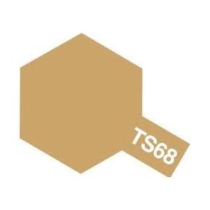 タミヤカラー TS-68 木甲版色 つや消し スプレー塗料(ミニ)【RCP】|llhat