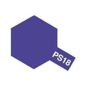 タミヤカラー PS-18 メタリックパープル ポリカーボネート専用スプレー塗料(ミニ)【RCP】 llhat