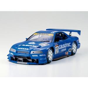 タミヤ 1/24 スポーツカーシリーズ No.219 カルソニック・スカイラインGT-R(R34)【24219】|llhat