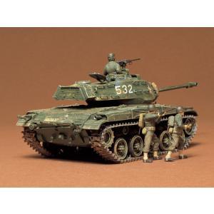 タミヤ 1/35   ミリタリーミニチュアシリーズ No.55 アメリカ・M41 ウォーカーブルドッグ【35055】|llhat