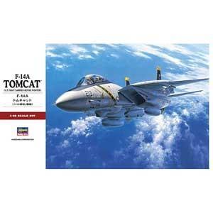 ハセガワ  1/48  F-14A トムキャット 【PT46】|llhat