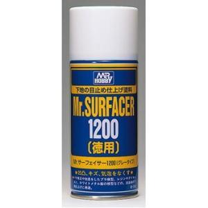 グンゼ B515 Mr.サーフェイサー1200 スプレー(徳用) 170ml【RCP】|llhat