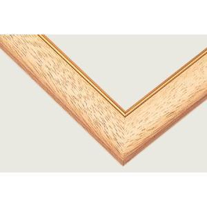 ゴールドモール木製パネル49×35cm MP058<クリアー> 【ゆうパケット不可】|llhat