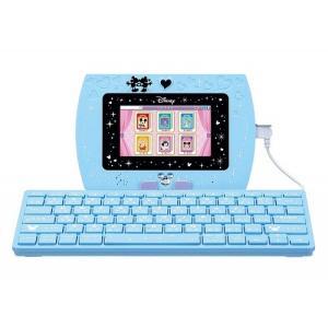 遊びも学びもこれ一台!女の子のあこがれがたっぷりつまった最高級タブレットトイとキーボードのセットです...