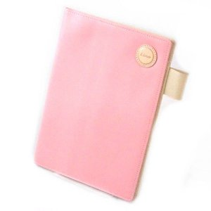 クッキー 手帳カバー A6 名入れ対象商品 Lino LS152|lobshop