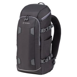 TENBA (テンバ) ソルスティス 12L バックパック ブラック /カメラリュック カメラバッグ|locadesign