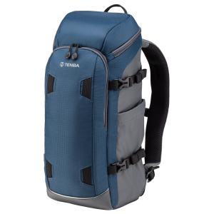 TENBA (テンバ) ソルスティス 12L バックパック ブルー /カメラリュック カメラバッグ|locadesign