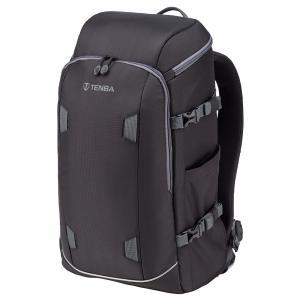 TENBA (テンバ) ソルスティス 20L バックパック ブラック /カメラバッグ カメラリュック|locadesign